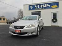 2009 Lexus IS 250 V6 RWD | HEATED SEAT | AUTO TEMP | PUSH BUTTON Kitchener / Waterloo Kitchener Area Preview