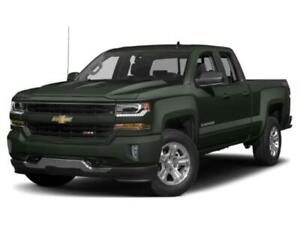 2019 Chevrolet Silverado 1500 LD LT DOUBLE CAB 4WD 4 DOOR - TRUE