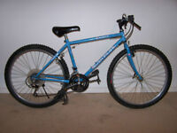"21-speed Norco Bush Pilot with 17.5"" Frame   Suitable for a ride"