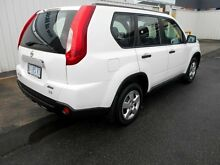 2010 Nissan X-Trail T31 MY10 ST (4x4) White 6 Speed CVT Auto Sequential Wagon South Burnie Burnie Area Preview