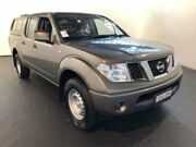 2013 Nissan Navara D40 S7 MY12 RX Brown Automatic Dual Cab Utility Clemton Park Canterbury Area Preview