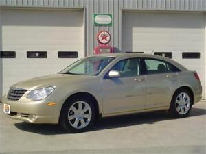 2010 Chrysler Sebring Limited w/ ONLY 20,900 KM's - LOADED