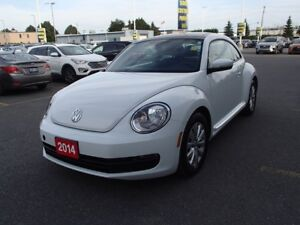 2014 Volkswagen The Beetle 1.8 TSI HIGHLINE ***LIKE NEW***