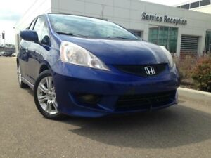 2010 Honda Fit Sport Hail Special A/C, Cruise Control, Power Loc