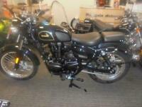 BENELLI IMPERIALE 400 2020 IN BLACK WITH ONLY 10 MILES