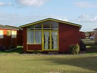 Holiday Chalet To-Let Mablethorpe From £110 To £250 per week.