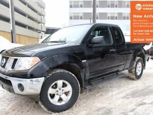 2010 Nissan Frontier 4x4, AIR