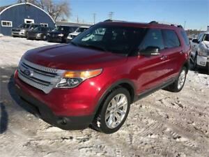 2013 Ford Explorer 4WD *Navi/ Sunroof/ Leather/ 3rd Row*