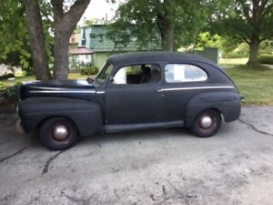 1946 Ford Street Rod For Sale REDUCED PRICE $7000.