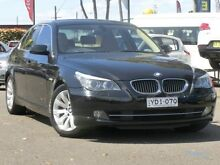 2008 BMW 525i E60 MY09  6 Speed Steptronic Sedan Condell Park Bankstown Area Preview