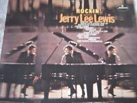 Vinyl LP Jerry Lee Lewis – Rockin' With Jerry Lee Lewis