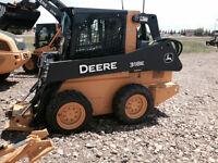 JOHN DEERE NEW 2014 318E SKID STEER SAVE OVER $17,900.00