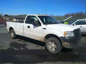 NEEDS SOME BODY WORK! 2008 Ford F-150 XL  LONG 8FT BOX 4X4