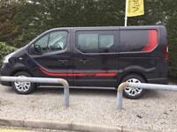 Renault Trafic Sport Nav Crew Van SL27 DCi125 E6
