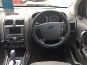 2008 Ford Territory SY TS Grey 4 Speed Sports Automatic Wagon South Toowoomba Toowoomba City Preview