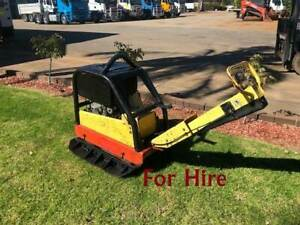 PLATE COMPACTOR FOR HIRE 500KG Pickering Brook Kalamunda Area Preview