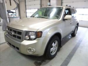 * 2010 FORD ESCAPE LIMITED AWD, 6 MONTH WARRANTY & INSPECTION