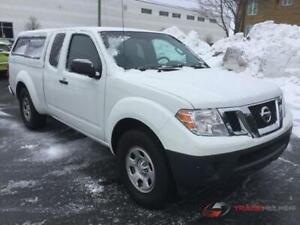 2013 NISSAN FRONTIER AUTOMATIQUE CLIMATISEE 2.5 LITRES PROPRE