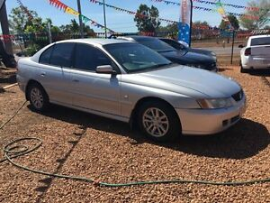 2004 Holden Commodore VY II Acclaim Silver 4 Speed Automatic Sedan Hidden Valley Darwin City Preview