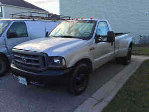 2003 Ford F-350 Dually Pickup Truck - New Brakes - E-Tested