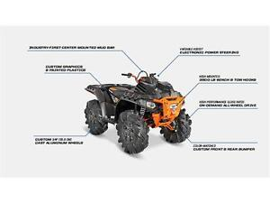 POLARIS SPORTSMAN XP 1000 HIGH LIFTER EDITION 2016