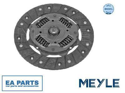 Clutch Disc for VW MEYLE 117 210 2403