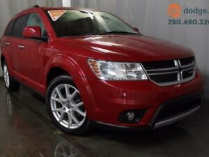 2012 Dodge Journey R/T All Wheel Drive / Heated Front Seats
