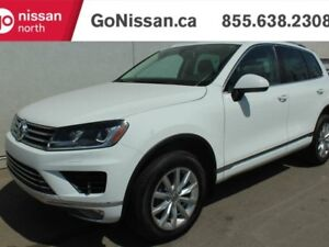 2016 Volkswagen Touareg SPORTLINE, NAVIGATION, LEATHER, PANORAMI