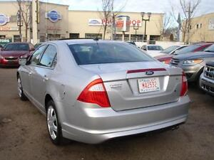2011 FORD FUSION SE SUNROOF AUTO LOAD 124K-100% APPROVED FINANCE Edmonton Edmonton Area image 4