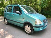 2000 Suzuki Wagon R 1.3 74,000 Miles