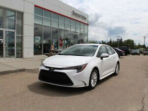 2020 Toyota Corolla LE Upgrade, backup cam, moonroof