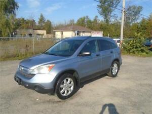 "2007 Honda CR-V EX ""4WD""-P/ROOF-NEW TIRES-EXTRA CLEAN-""SALE""!"
