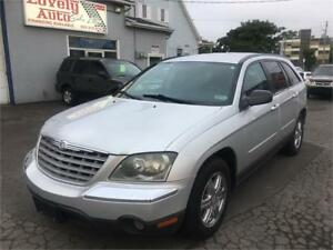 2004 Chrysler Pacifica, 7PASSANGERS ,DVD