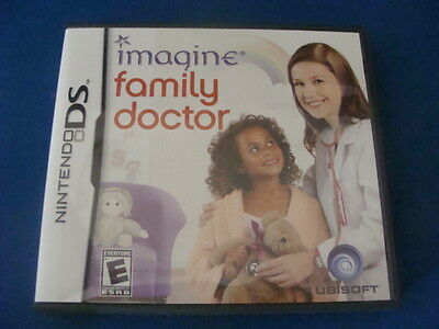 Imagine Family Doctor  Game NINTENDO DS