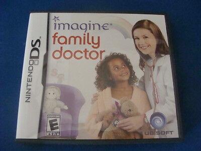 Imagine Family Doctor  Game NINTENDO DS