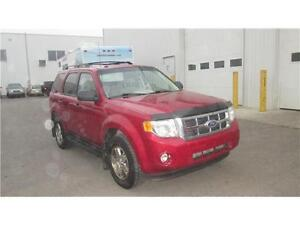 2011 ford escape awd leather on sale $9995