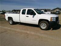 11 Chev 1500 8' Long Box Certified New TiresWe finance