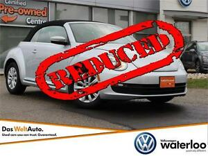 2013 Volkswagen The Beetle Convertible - VERY LOW KMS