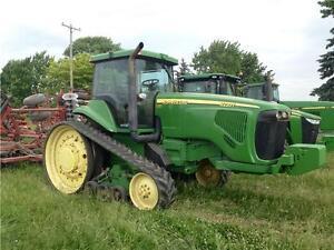 John Deere 8220T Tractor London Ontario image 1