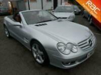 2007 Mercedes-Benz SL Class SL 350 [272] 2dr Tip Auto Convertible Petrol Automat