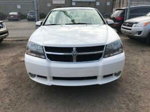 2008 Dodge Avenger R/T AWD, Loaded, Car Startet, DVD, Leather