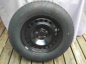 235: 65r17     Winter Tires and wheels