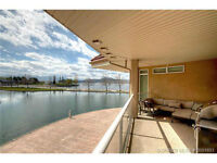 Waterfront/View, Privacy, Space, Heart of Downtown Kelowna