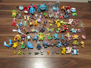 Assorted Pokemon Toy Figures $4 each