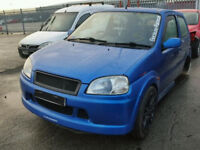 SUZUKI IGNIS 1.5 SPORT 2004 BREAKING FOR SPARES TEL07814971951 HAVE FEW IN STOCK