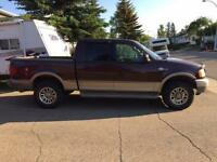 2002 Ford F-150 King Ranch Pickup Truck