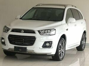 2018 Holden Captiva CG MY18 LTZ AWD White 6 Speed Sports Automatic Wagon Ashmore Gold Coast City Preview