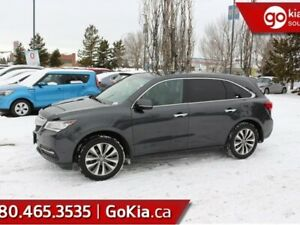 2014 Acura MDX NAV PKG; KEYLESS ENTRY, BLUETOOTH, LEATHER, HEATE