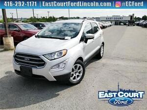 2018 Ford EcoSport SE, $66/wk, roof, button start, rear cam