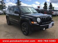 2017 Jeep Patriot 75th Anniversary, AWD Red Deer Alberta Preview